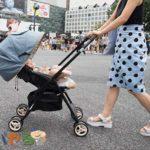 【ベビーカー選びのコツ】東京で子育てをしているパパがアドバイス。