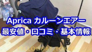 カルーンエアーシリーズ最安値・口コミ・基本情報